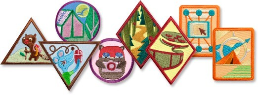 Girl Scout Badges